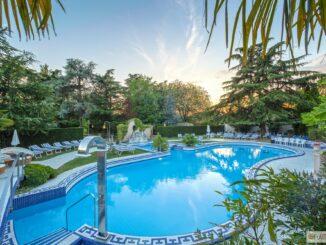 Abano Ritz, piscina termale
