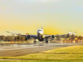 Decollo aereo - Foto di Bilal EL-Daou