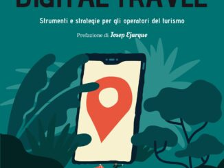 Digital Travel, il libro di Anna Bruno