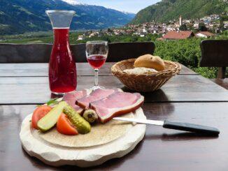 Food e Wine - Foto di Gerhard Gellinger