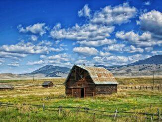 Montana, Stati Uniti - Foto di David Mark