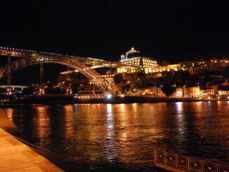 Porto, Ponte Dom Luís