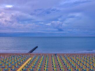Spiaggia di Jesolo, Veneto - Foto di Cristian Ferronato