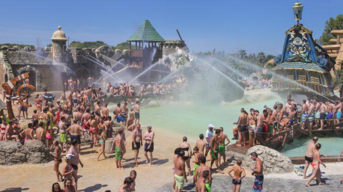 Aqualandia, parco acquatico di Jesolo
