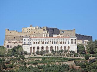 Castel Sant'Elmo e Museo del Novecento a Napoli