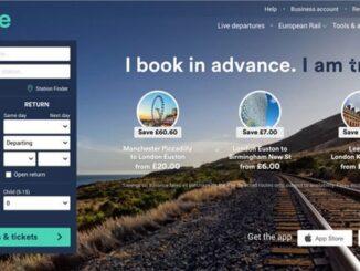 Trainline è la prima piattaforma online in Italia a permettere l'acquisto di biglietti ferroviari attraverso Apple Pay