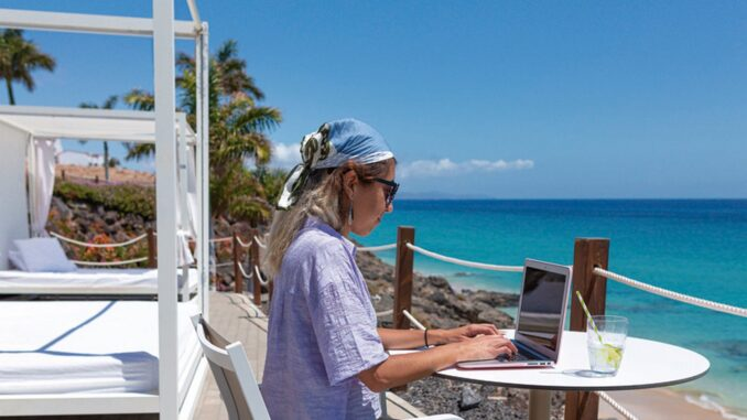 Smart working alle Isole Canarie