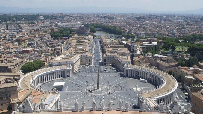 Vaticano Roma - Foto di Luigi Suglia