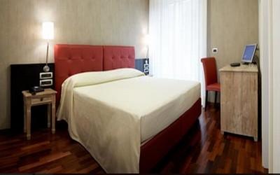 Victoria Hotel a Pescara, una delle camere