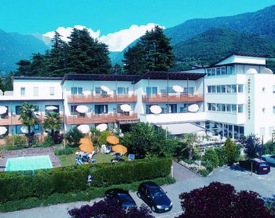 Hotel Ladurner, Merano