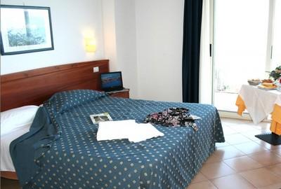 San Leonardo Resort a Vibo Valentia, una delle camere