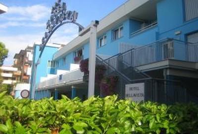 Hotel Bellavista a Grado, ingresso