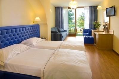 Hotel Alexander a Limone sul Garda, una delle stanze