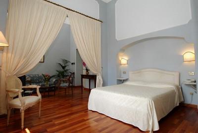 Hotel Quattro Stagioni a Rieti, la suite