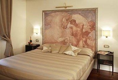 Albergo Piceno di Ascoli Piceno, una della camere