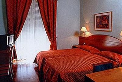 Arcadia Hotel a Macerata, una delle stanze