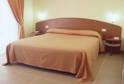 Hotel Ristorante Sayonara a Isernia, una della camere