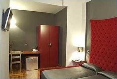 Hotel Aleramo, Asti: una delle camere