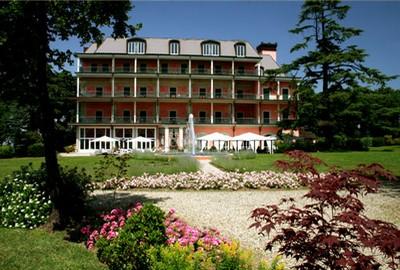 Relais Villa Pomela a Novi Ligure, la struttura