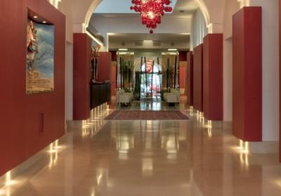 Hotel Risorgimento Resort a Lecce, interni
