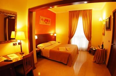 Hotel San Paolo a manduria, una delle camere