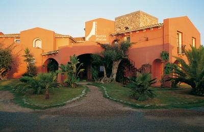 Hotel Il Vecchio Mulino di Arbatax -  Tortolì, visuale esterna