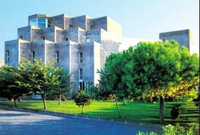 Hotel Marini 2 a Sassari, la struttura