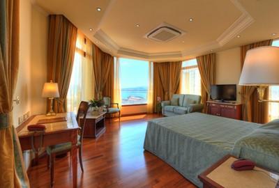 Hotel Panorama a Olbia, una delle camere
