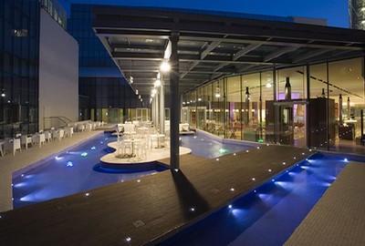 T Hotel a Cagliari, uno degli ambienti