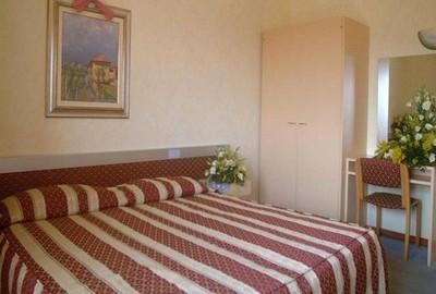 Grand Hotel dei Templi di Agrigento, una delle camere