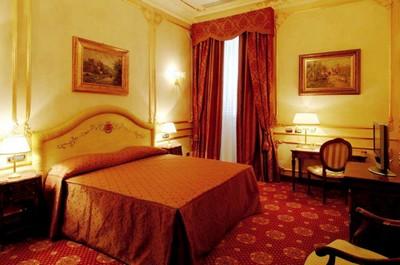 Grand Hotel Wagner di Palermo, camera superior