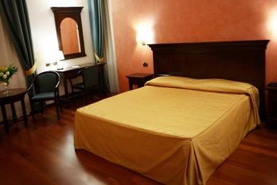 Hotel Teocrito di Siracusa, una delle stanze