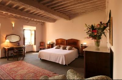 Casa Lemmi, visuale della stanza Il Granaio