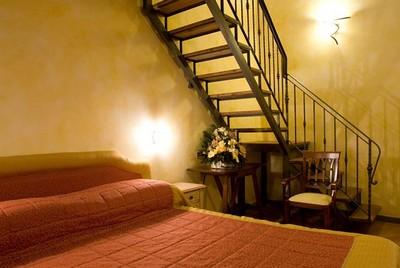 Hotel Alba di Firenze, interno camera