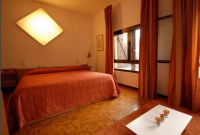 Hotel La Vecchia Cartiera di Colle Val d'Elsa, una delle stanze