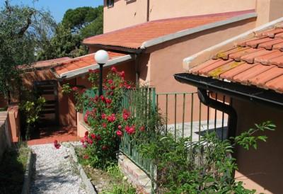 Hotel La Vedetta Di Montenero di Livorno, uno degli ambienti
