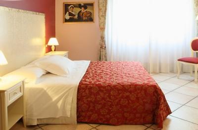 Hotel Monna Lisa a Vinci, una delle camere