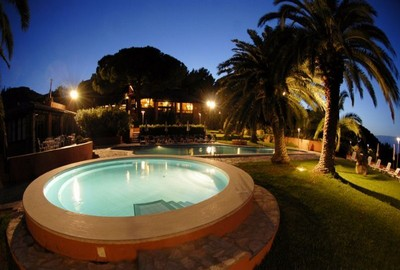 Relais delle Picchiaie, Jacuzzi e piscina all'aperto