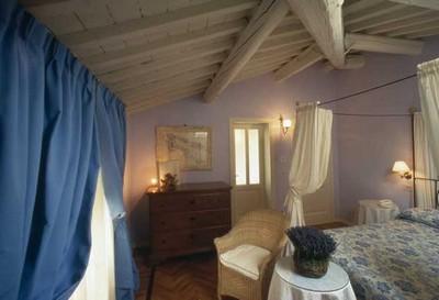 Residence Villa le Magnolie a Montecatini Terme, una delle camere