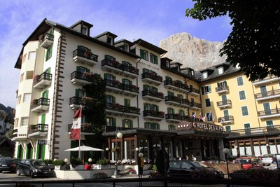 Grand hotel Des Alpes, San Martino di Castrozza