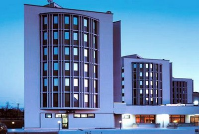 Classic Hotel Tulipano a Terni, struttura esterna