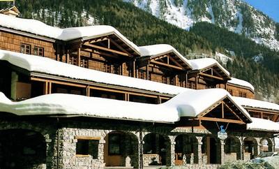 Hotel Mont Blanc, Courmayeur