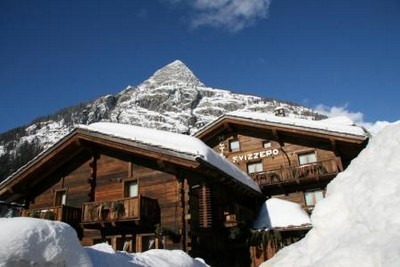 Hotel Svizzero a Courmayeur ©Booking.com
