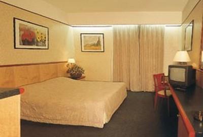 HotelAlp di Aosta, una delle camere