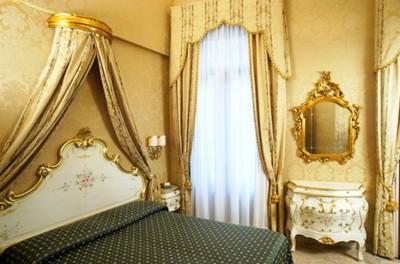 Hotel Canaletto di Venezia, una delle stanze