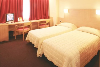 Hotel Capital a Rovigo, una camera doppia