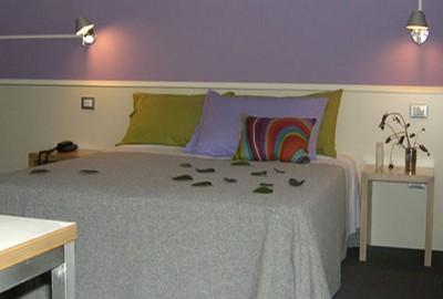 Hotel Continental a Vicenza, camera economy