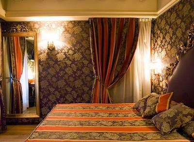 Hotel Royal San Marco a Venezia, interni stanza