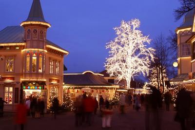 Mercatino di Natale a Goteborg ©Foto Stig Kälvelid/Liseberg