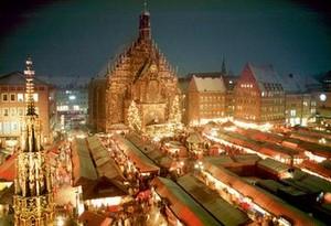 Il mercatino di Norimberga © Deutsche Zentrale für Tourismus